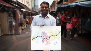 Edward: Growing Up Through the Changes of Little India