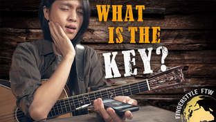 How to Find the Key of a Song (Thank You Lord)