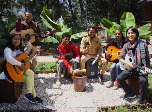 Music and Outreach in Timor-Leste