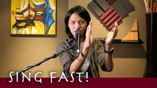 The Three Speeds of Carnatic Music