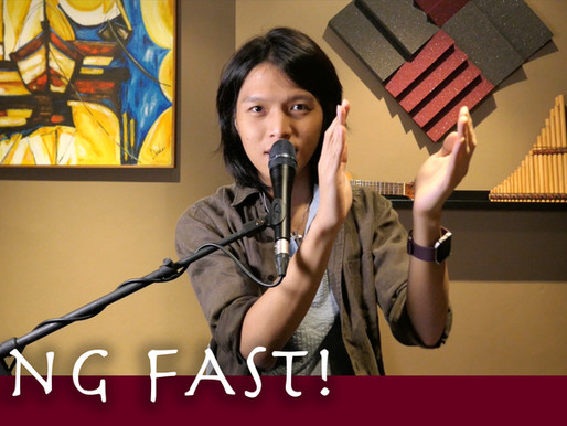 """Ep. 2 """"How to Sing FAST!""""   Indian Rhythm Lessons"""