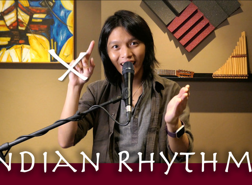 """Ep. 1 """"Introduction to Sols and Tala""""   Indian Rhythm Lessons"""