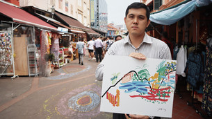 Tzong Sheng: Experiences as a Local Tourist to Little India