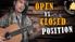Open vs Closed Position in Fingerstyle Arrangements
