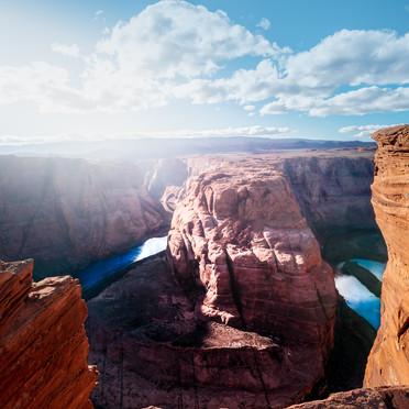 Horseshoe Bend // Antelope Canyon