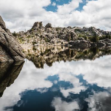 Custer State Park // Sylvan Lake & Black Elk Wilderness