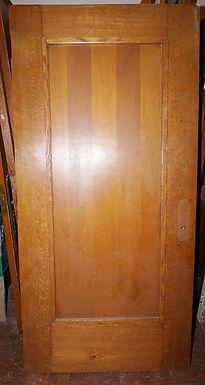1 Panel Door No Hardware