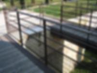 Fabricant d'escaliers, passerelles