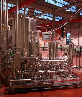 Palette de filtration du vin, JMINOX Hérault Ocitanie