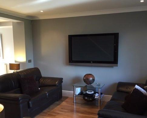 Still Waters - Living Room