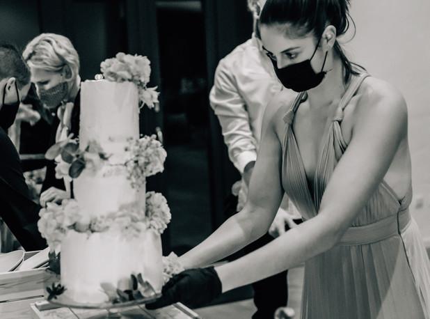 Hochzeitstorte Miri & Jonathan