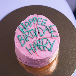 Harry Potter Torte Erdnuss Schoko Karame