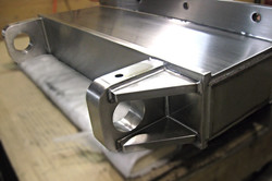 Stainless Steel Shaft and Hinge