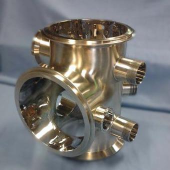 Custom Tube T Joint for Pressure Vessel