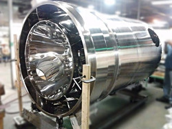 Stainless Steel Filter Chamber