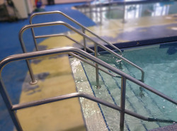 Custom Pool Railing