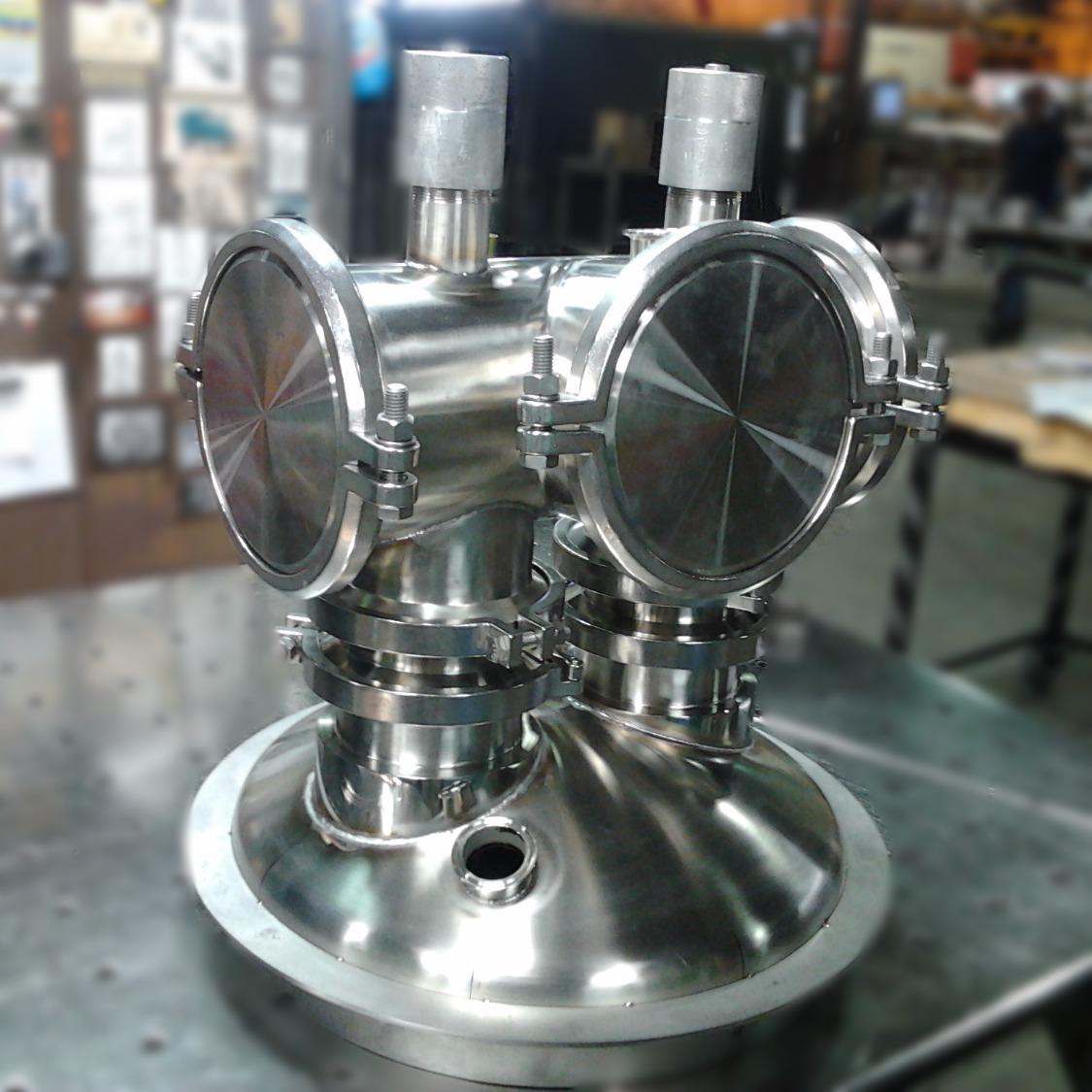 High Pressure Nuclear Reactor Lid