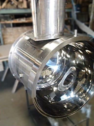 Industrial Mixing Equipment