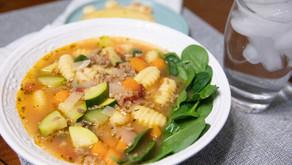 Gnocchi and Sausage Soup