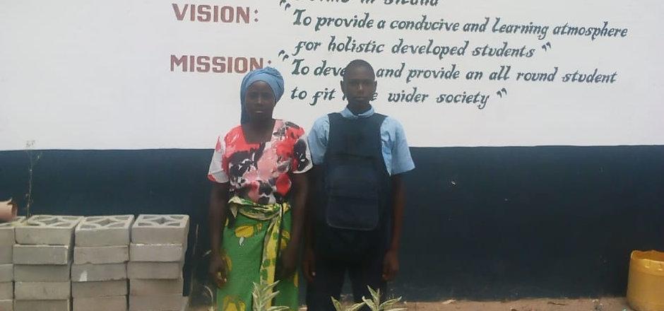2e student Mwereni secondary school 2019
