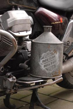 moto and jug