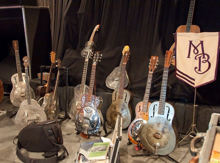 Resonator gitaren