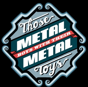 Metal Boys oud logo