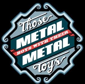 Metal Boys oud logo