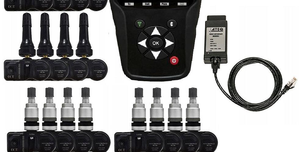 Диагностический сканер ATEQ H56 OBDII и 24 датчика T-Pro Hybrid 3.5