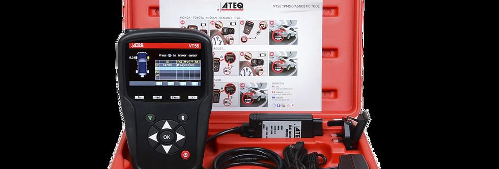 ATEQ VT56 OBDII диагностический сканер для перепрограммирования датчиков TPMS