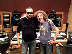 With Simon Phillips April 2015