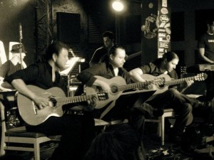 w/The Latin Guitar Collective 2009