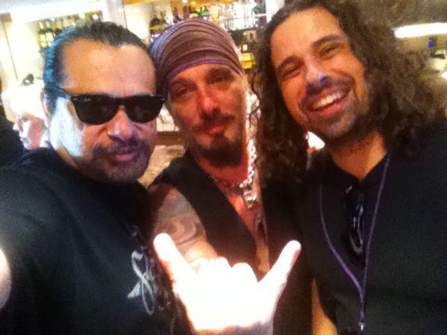 w/John Corabi and Ben Woods