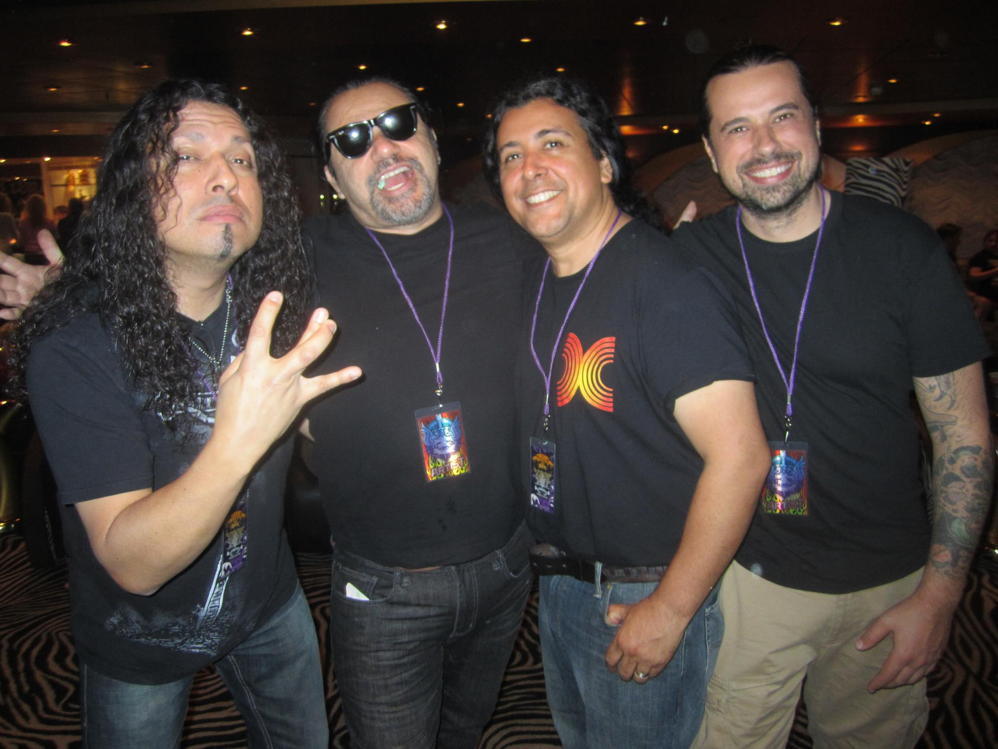 Heavy Mellow w/Oz Fox of Stryper