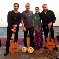 Flamenco show 2015