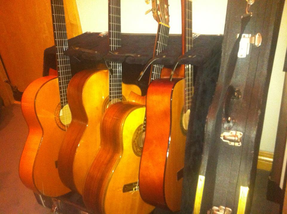 Gaggle of Guitars