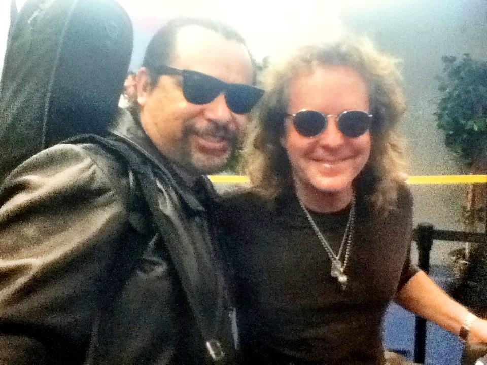 w/Jack Blades of Night Ranger
