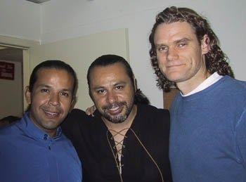 w/Jesse Cook and Jose Garcia 2002