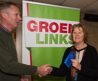 Prijsuitreiking GroenLinks