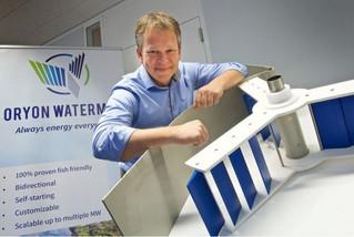 Realisatie waterkrachtcentrale Doesburg eind 2018!