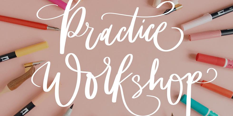 Practice Workshop Evening - Improvers Only - £20