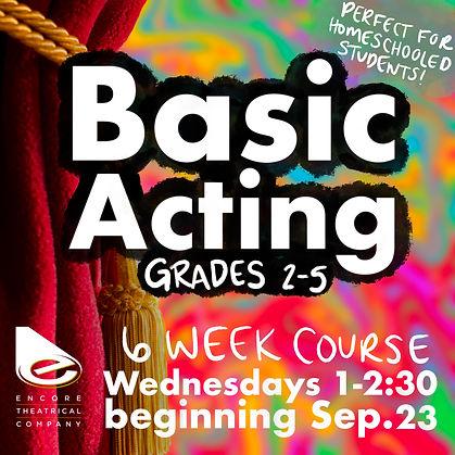 Basic Acting at Encore.jpg