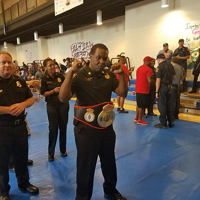 Amateur Boxing Back to School Drive