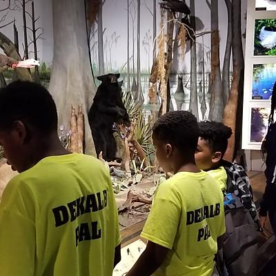 DeKalb PAL Summer Academy Field Trips
