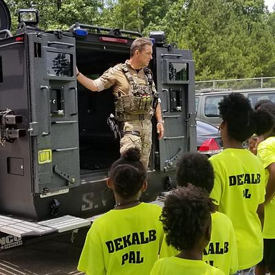 DeKalb PAL Public Safety Week