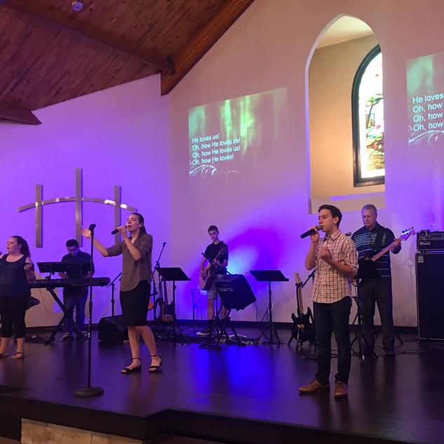 Sunday Youth-Led Worship