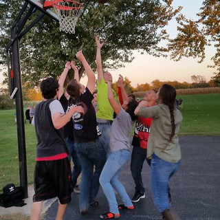 Basketball at LifeBridge
