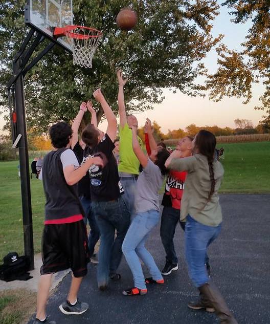 Basketball at LifeBridge
