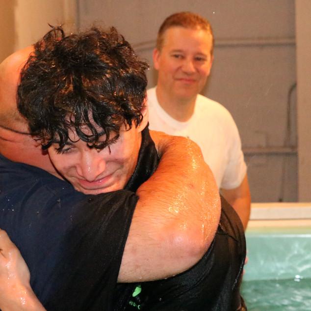Erik's Baptism