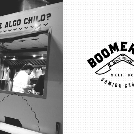 Boomerang Foodtruck
